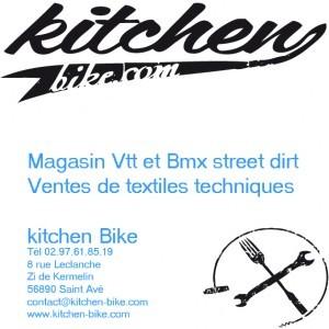 Notre partenaire Kitchen Bike sera présent le mercredi 17 juin sur la piste de Trégueux . N'hésitez pas à contacter Seb pour tout renseignement ou commande avant qu'il ne vienne . Merci