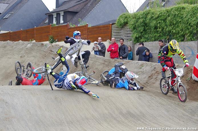 course bmx chute