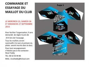 maillot clubs 2016