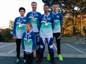 champions departementaux