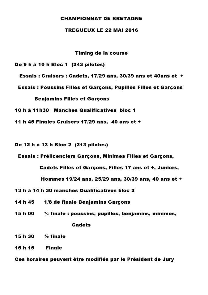CHAMPIONNAT DE BRETAGNE timing-page0001