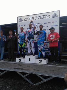 vincent podium